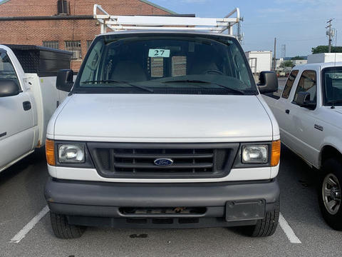 2005 Ford E-250 Cargo Van with 32,363 miles